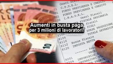 Photo of Taglio cuneo fiscale: Aumenti in busta paga per 3 milioni di lavoratori!