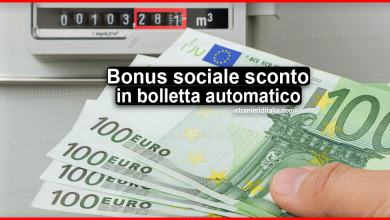 Photo of Bonus sociale sconto in bolletta automatico: Come fare domanda!