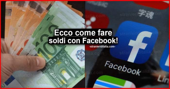 Come fare soldi con Facebook | Salvatore Aranzulla