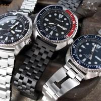 Why New Turtle ? Seiko Prospex SRP777K1, SRP779K1, SRP773K1