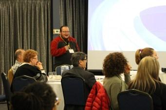Panel Discussion, Kristofer Meades (SRWC)