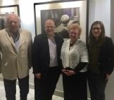 Ed Schreyer, Kelvin Goertzen, Colleen Allan, Rebecca Osiowy