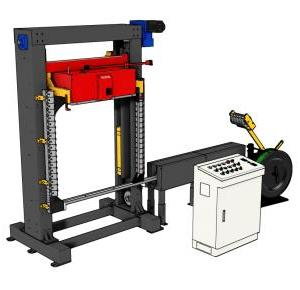U Series | Pallet Strapping | Fully Automatic