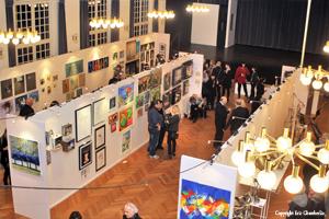 salon international d art contemporain