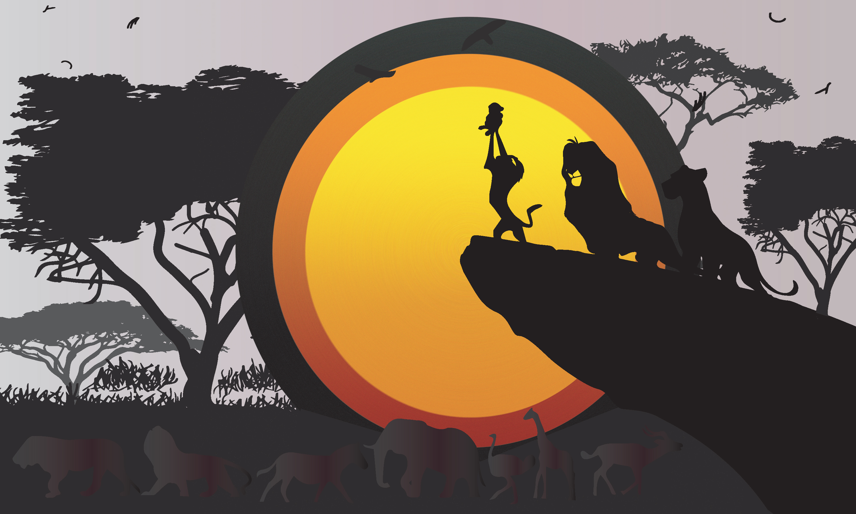 The Lion King S Pride Rocks In The Circle Of Life Shenandoah Film Collaborative
