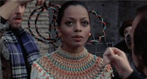 Source: Forgotten Film Cast | Tracy (Diana Ross) in Mahogany (1975)