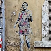 Graffiti Le Panier Marseille