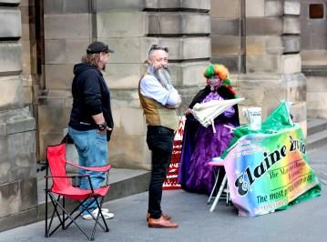 street photography Straßenfotografie Edinburgh