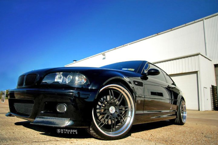 STRASSE FORGED WHEELS E46 M3 4