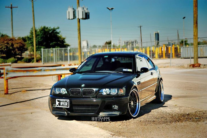 STRASSE FORGED WHEELS E46 M3 9