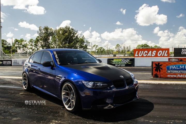 Strasse Wheels BMW M3 SM5 Concave 1
