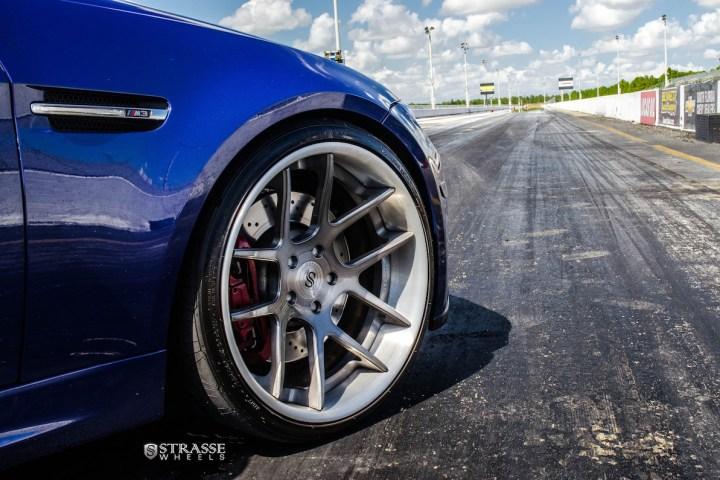 Strasse Wheels BMW M3 SM5 Concave 3
