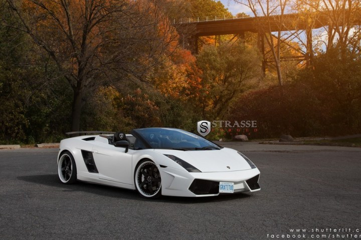 lamborghini gallardo spyder strasse wheels. Black Bedroom Furniture Sets. Home Design Ideas