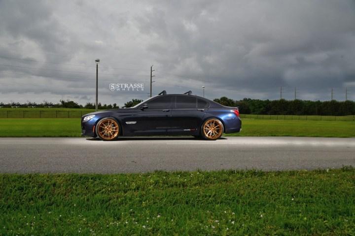 Strasse Wheels 750i 7