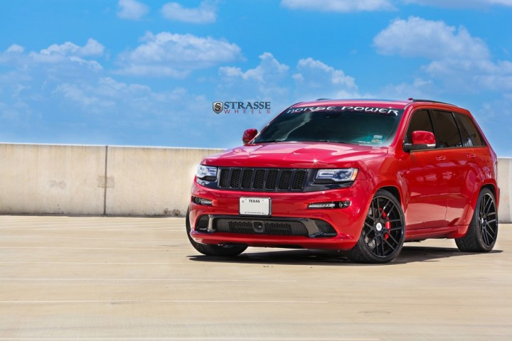Strasse Wheels - Jeep Grand Cherokee SRT - SM7 Deep Concave 3