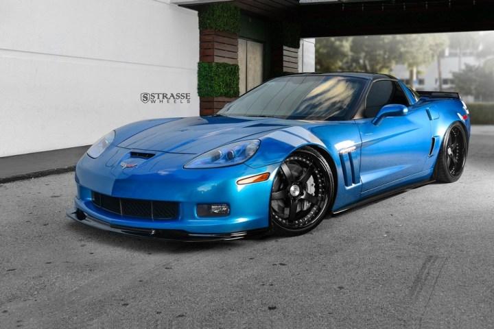 Strasse Wheels Corvette Gransport 1