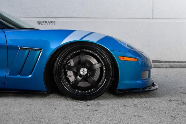 Strasse Wheels Corvette Gransport 3
