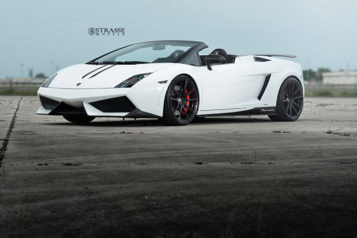 Strasse Wheels Lamborghini Performante 2