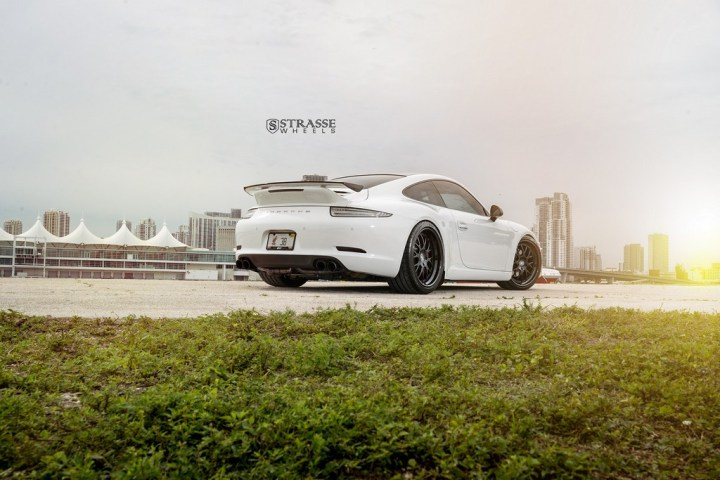 Strasse Wheels Porsche 991 Carrera 10