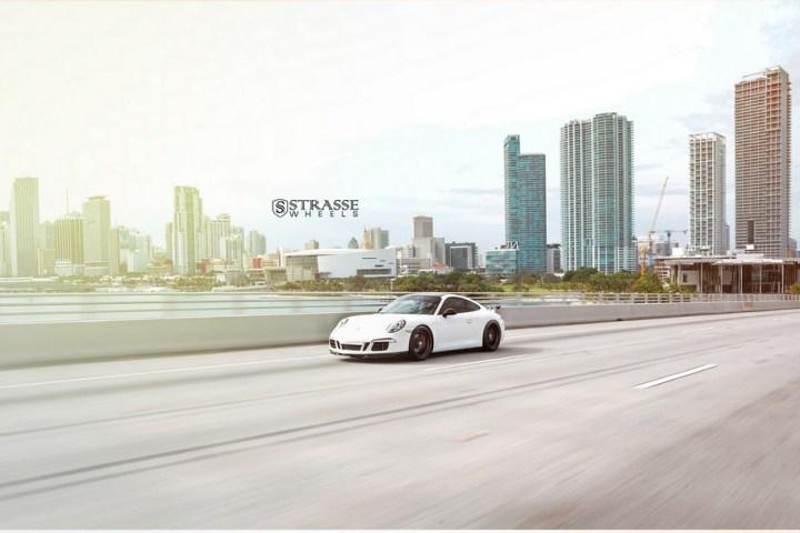 Strasse Wheels Porsche 991 Carrera 11