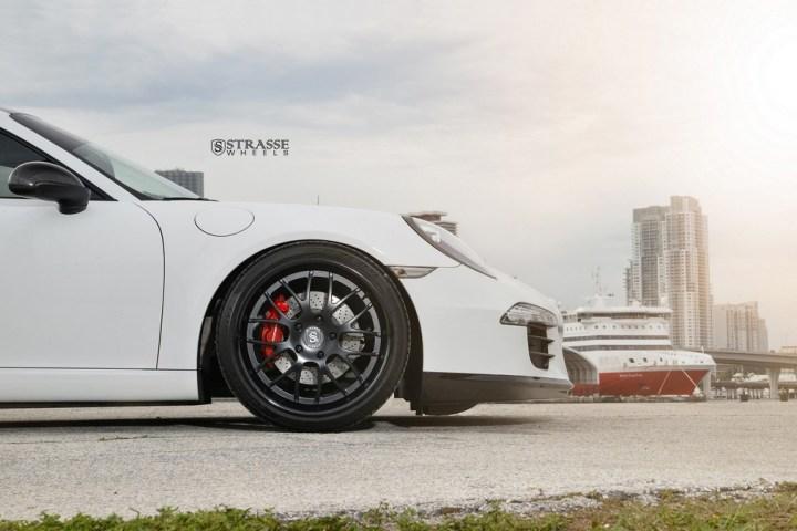 Strasse Wheels Porsche 991 Carrera 4