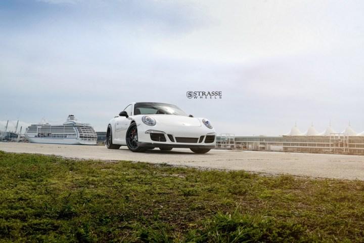 Strasse Wheels Porsche 991 Carrera 6