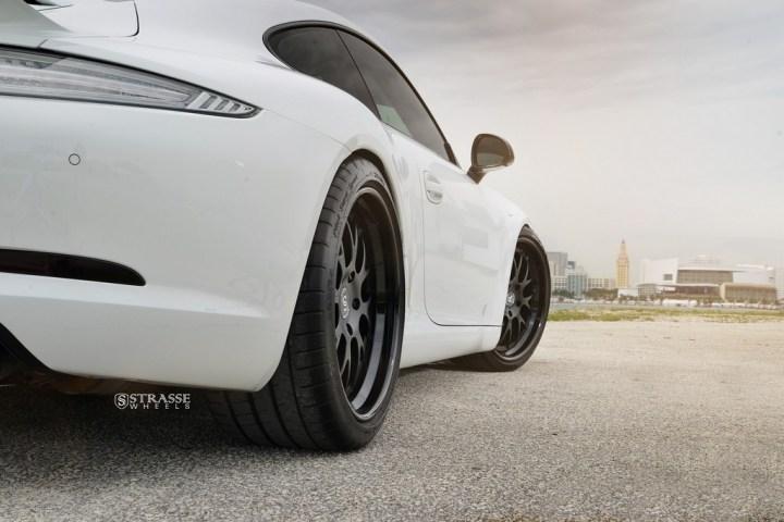 Strasse Wheels Porsche 991 Carrera 8
