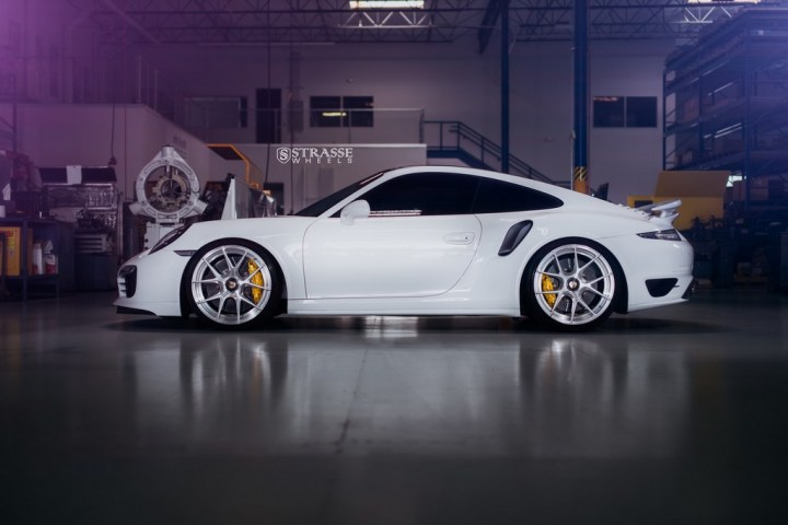 Strasse Wheels Porsche Turbo S CL 10