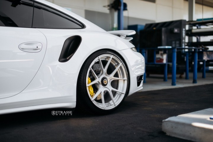 Strasse Wheels Porsche Turbo S CL 14