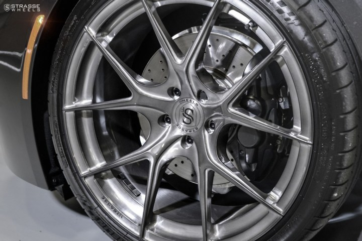 Strasse Wheels - BMW i8 - SM5R Concave Monoblock 13