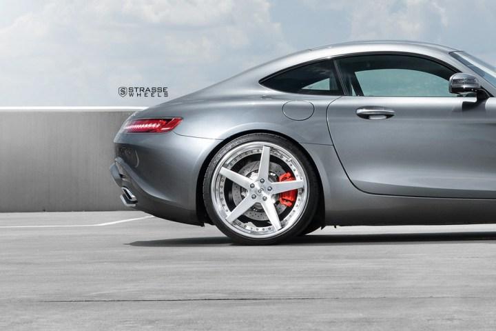 Strasse Wheels AMG GTs 11