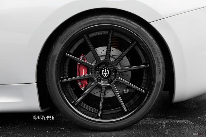 Strasse Wheels Maserati MC Stradale R10 CF 11