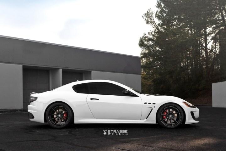 Strasse Wheels Maserati MC Stradale R10 CF 8