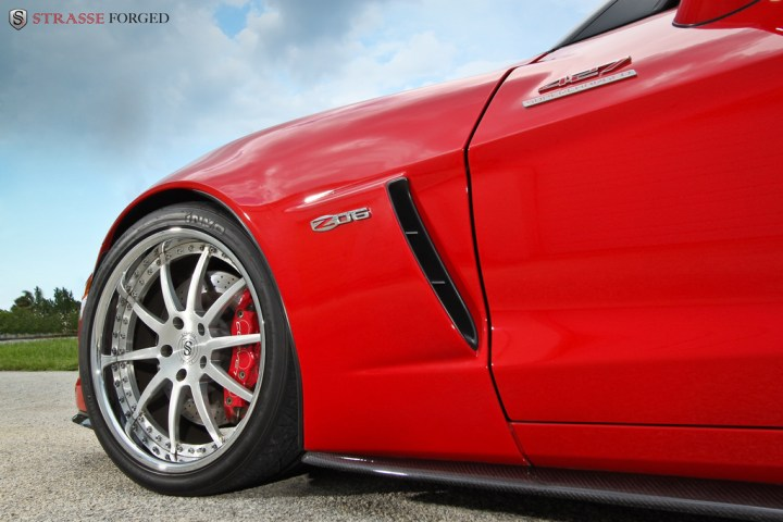 Strasse Wheels - 1000hp Z06 (2)
