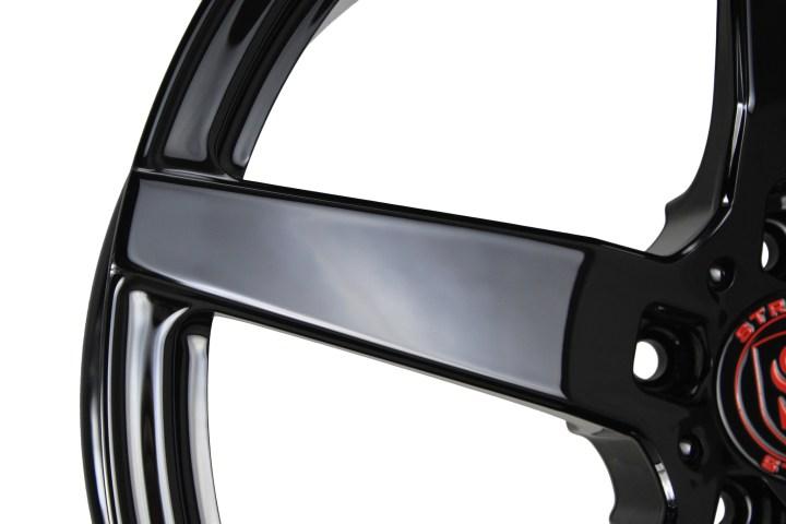 S5 Deep Concave Monoblock - Gloss Black 10