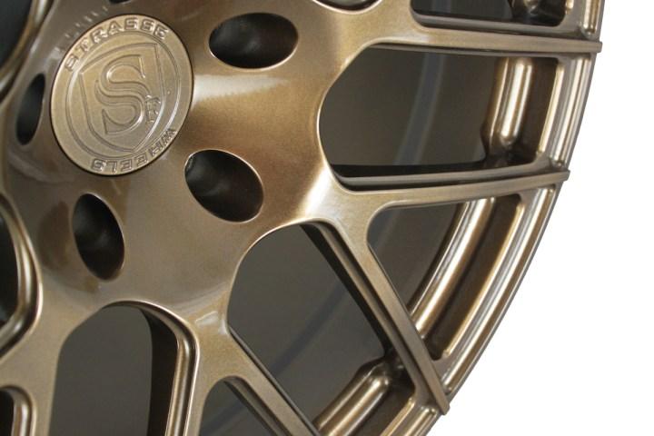SM7 Deep Concave Monoblock - Gloss Bronze 5