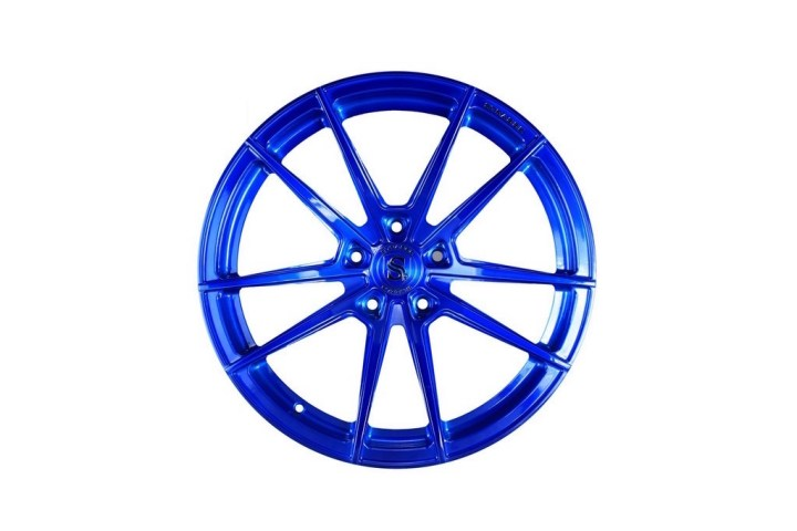 SV1 Deep Concave Monoblock - Brushed Blue 1