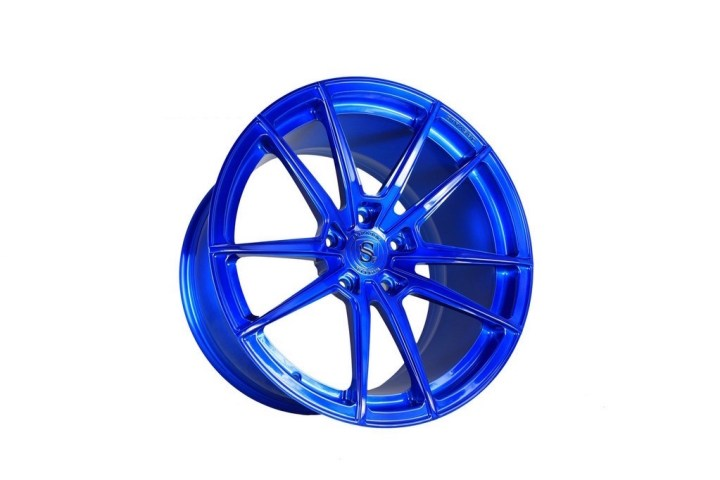 SV1 Deep Concave Monoblock - Brushed Blue 4