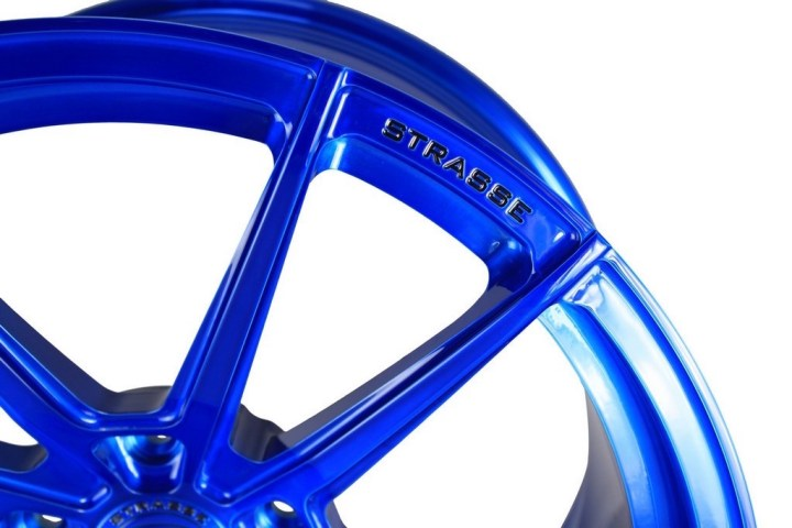 SV1 Deep Concave Monoblock - Brushed Blue 8