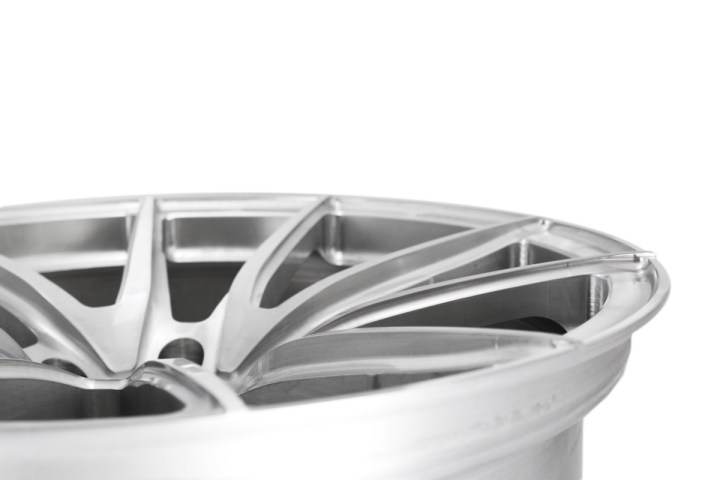 SV5 Deep Concave Monoblock - Brush & Gloss Clear 8