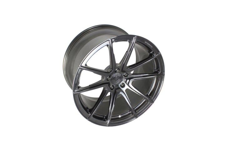 SV5 Deep Concave Monoblock - Polish Liquid Smoke 5