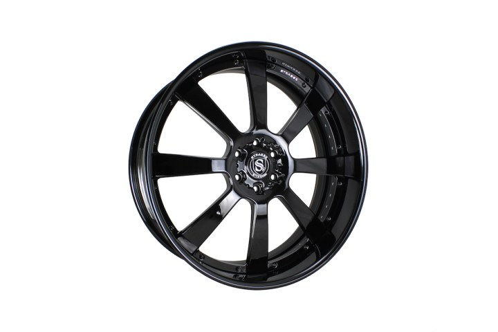 T8 Signature Series - Gloss Black 2
