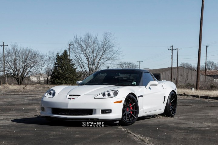 Chevrolet Corvette C6 Grand Sport - R10 Deep Concave 2