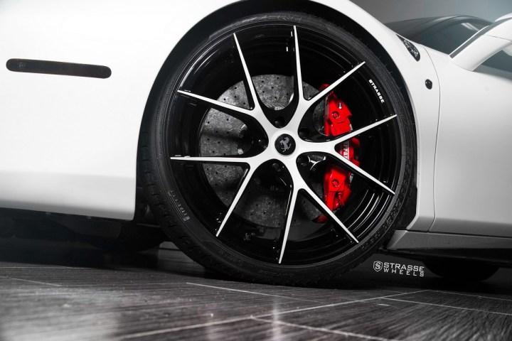 Ferrari 488 GTB - 21:22 SM5R Deep Concave Monoblock 3
