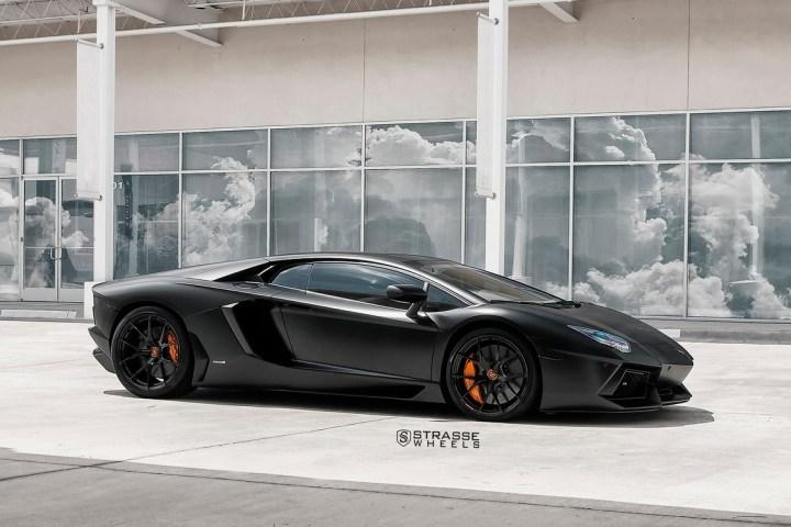 Lamborghini Aventador LP700-4 - SM5R Deep Concave Monoblock 3