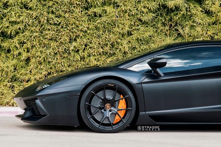 Lamborghini Aventador LP700-4 - SM5R Deep Concave Monoblock 6