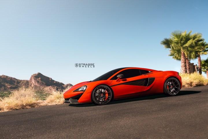 McLaren 570S - 20:21 SM5R Deep Concave Monoblock 11