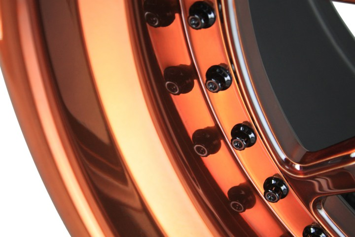 R10 Competition Series - Brushed & Polished Cognac 4