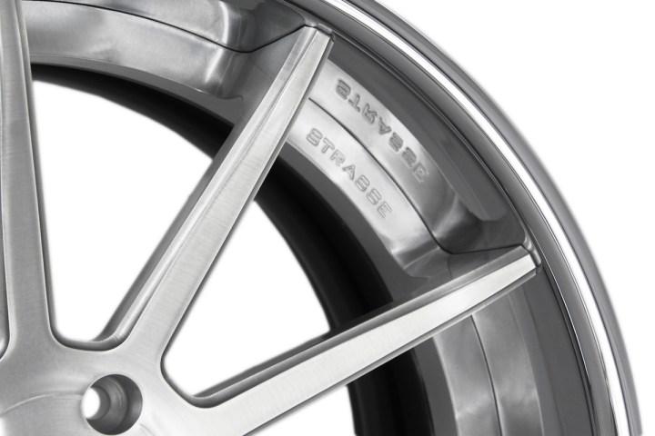 R10 Deep Concave - Brush & Chrome 5