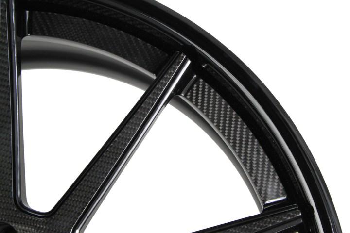 R10 Deep Concave - Carbon Fiber Edition & Gloss Black 4